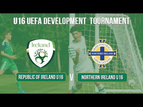 Highlights: Republic of Ireland U16 4- 2 Northern Ireland U16