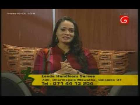 "AAUP Colombo Chapter Presentation - Derana Channel ""Seda Mawatha """