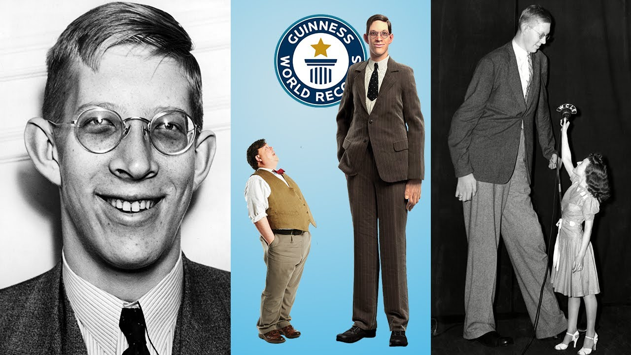 Tallest Person Ever: The UNBREAKABLE Record? - Guinness World Records