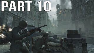 Call of Duty World At War - Gameplay Walkthrough Part 10 - Eviction