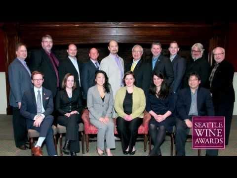 2013 SEATTLE WINE AWARDS & OREGON WINE AWARDS HIGHLIGHTS