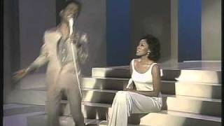 Sammy Davis, Jr. on Diahann Carroll TV Show in 1976 Dancing and Singing Duet