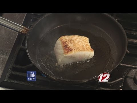 Cooking: Chilean Sea Bass