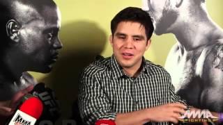 UFC 192: Henry Cejudo: