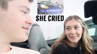 Surprising My Gf With Her Dream Car
