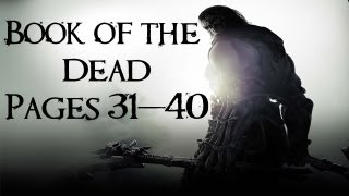 Darksiders 2 Collectibles Walkthrough - Book of the Dead Pages 31-40