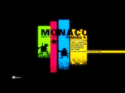 Monaco with Level Down Reviews Part 1 - Silliest Of Criminals!