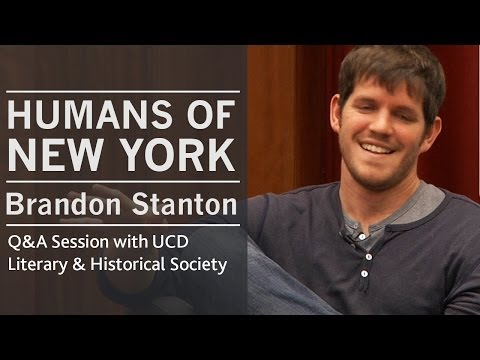 On the importance of being different | Humans of New York (HONY) creator Brandon Stanton