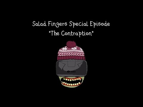 Salad Fingers Special Episode - The Contraption