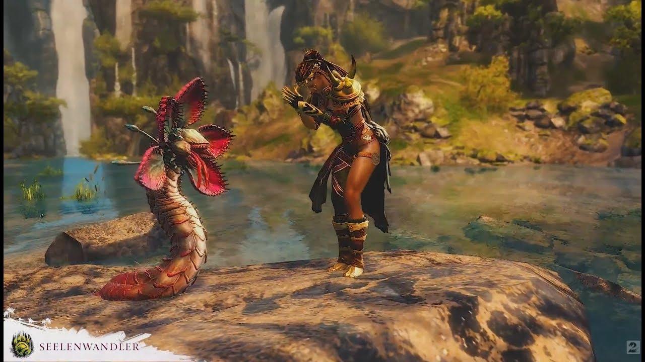 Wie findet man neues Hoch Mode-Design Guild Wars 2 Path of Fire - Seelenwandler mit Sputti nach der Beta