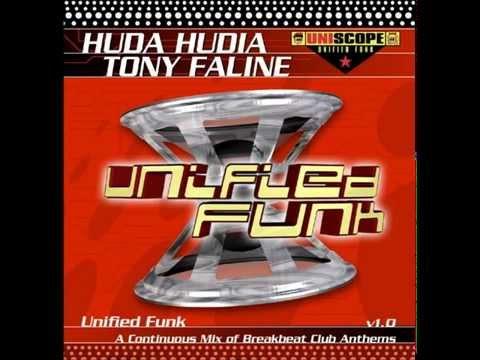 tony faline get funky