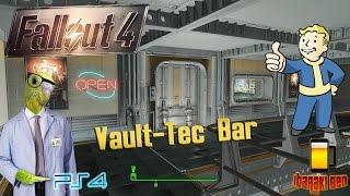 Fallout 4 - Perfect Settlements - Vault-Tec Bar