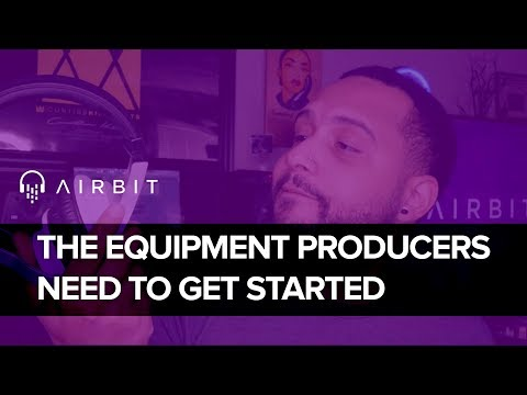 The Equipment Music Producers Need To Get Started