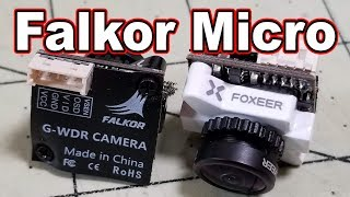 Foxeer Falkor Micro FPV Camera Review & Giveaway 📷🎁