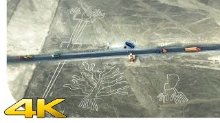 [4K] Líneas de Nasca / Sobrevuelo / Flight - Nasca / Peru - Cinematic | [UHD] [Ultra HD] [2160p]