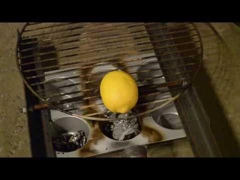 Lemon Flambé