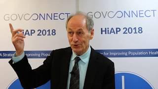 HiAP 2018 - Professor Sir Michael Marmot