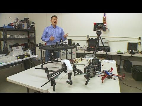 Drones Assisting In Bridge Inspections