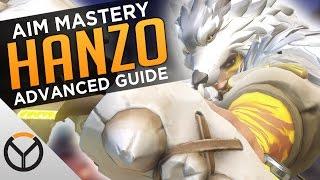 Overwatch: Hanzo Aim Mastery - Advanced Guide