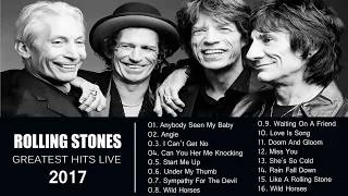 Rolling Stones Best Songs Full Album - Rolling Stones Greatest Hits Live