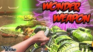 """The Beast From Beyond"" ENTANGLER WONDER WEAPON GUIDE (Infinite Warfare zombies DLC 4)"