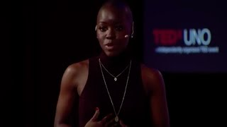 The 5 People You Need To Be Happy | Stacey Flowers | TEDxUNO
