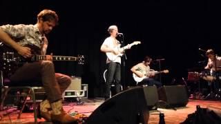 Bill Callahan - Ride My Arrow - live Freiheiz Munich 2014-02-16