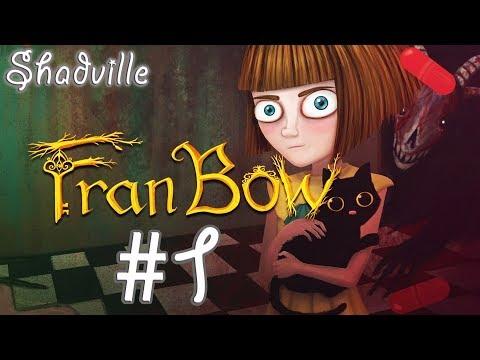Fran Bow Прохождение игры #1: История Фрэн Боу. Глава 1