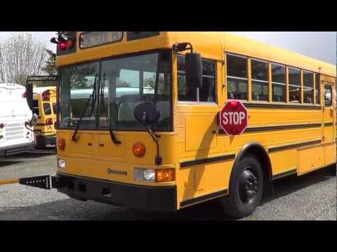 Repeat Northwest Bus Sales - 2000 Rear Engine Amtran 11 Row