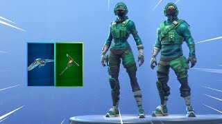 'NOUVEAU' INSTINCT et REFLEX SKINS! (GeForce Bundle) Fortnite Item Shop 3 mars 2019