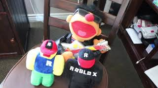 Rock N' Roll Ernie and Roblox Plushies Destruction (NOT FOR YOUNG CHILDREN)
