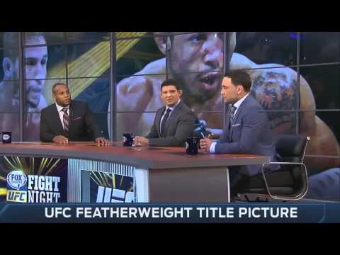 Terrible Camera Angles On Frankie Edgar