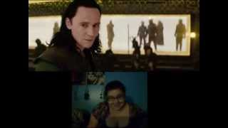 React & Review! Thor: The Dark World Trailer!