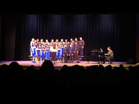 San Ysidro High School Bel Canto Choir - Baroque Christmas Festival (Medley)