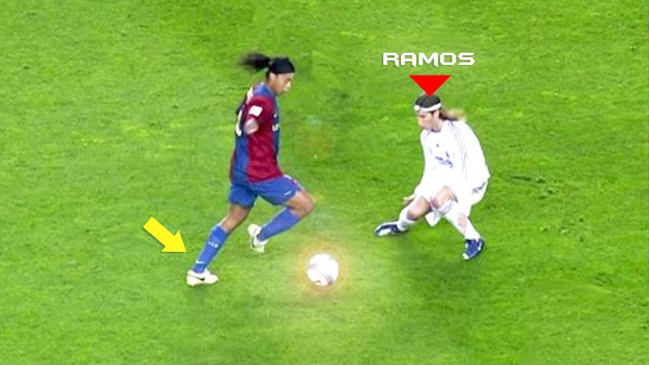 Ronaldinho Gaúcho – 5 Ways to Destroy your Opponent