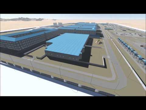 New Camp (Kazakhstan) - Unitec Project 2014