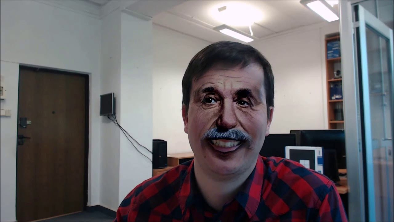 Face swap in Python, opensource