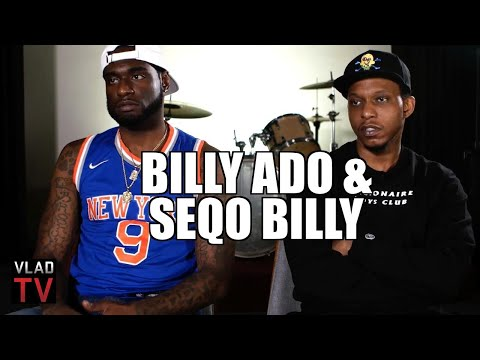 Billy Ado & Seqo Billy on Tekashi Calling Bloods Dirty: He's the Dirtiest Person We Know (Part 15)