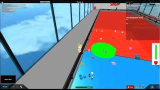 ROBLOX alexnewtron's dodge ball