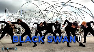 [KPOP IN PUBLIC NYC] BTS (방탄소년단) - Black Swan Dance Cover AT CONNECT, BTS EXHIBIT