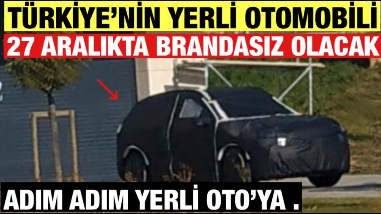 Türkiye'nin Yerli Otomobili Bakan Mustafa Varank İlk ...