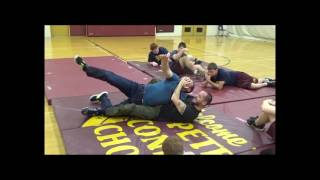 Attacked On The Ground Self Defense Drill