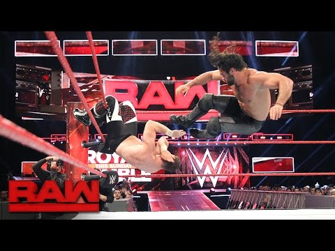 raw (1/23/2017) - 0 - This Week in WWE – Raw (1/23/2017)