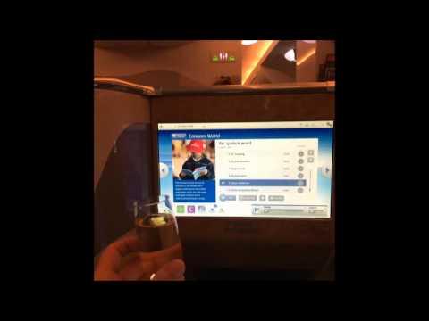 Emirates Airline Radio Interview