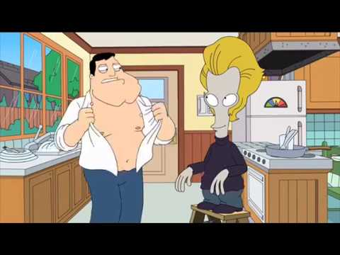 American Dad: Piece of Cake, the cake slicer