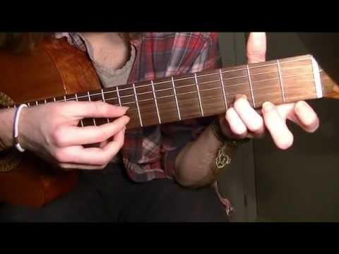 Best Friend Finger Picking - Guitar Lesson (Mraz)