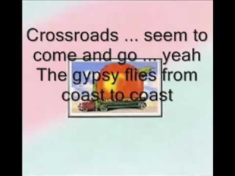 The Allman Brothers- Melissa (Lyrics in Video)