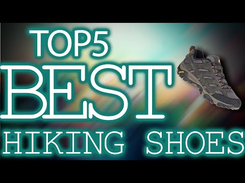 Best Hiking Shoes 2020 ���� TOP 5