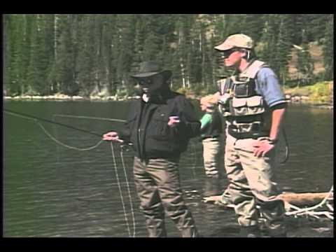 Horseback riding and Fly Fishing in Rocky Mountain National Park