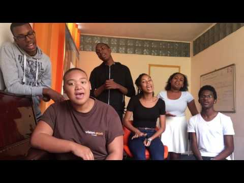 Let the Church Say Amen - Andraé Crouch (6Voices cover)